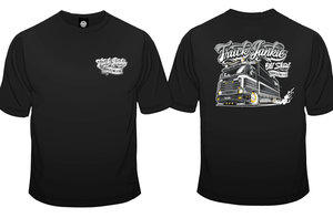 T-SHIRT - OLD PIRATE - OLDSKOOL TRUCKING