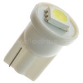 W5W - 1 SMD HIGH POWER DIODE -XENON LOOK