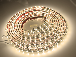 BLANC CHAUD - 500CM - FLEXISTRIP LED - IP68 OUTDOOR USE