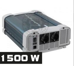1500W - REINER SINUS SPANNUNGSWANDLER - PURE POWER 24-220V