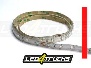 100cm - ROOD - FLEXISTRIP 24V - INDOOR