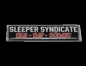 SLEEPER SYNDICATE BBB - 3D DELUXE FULL PRINT AUFKLEBER